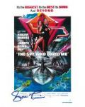 Shane Rimmer Thunderbirds & 2 Bond Films, Star Wars Genuine Autograph 10x8 5283